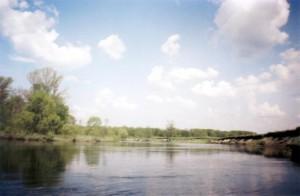 Река Ворона, Тамбовская область