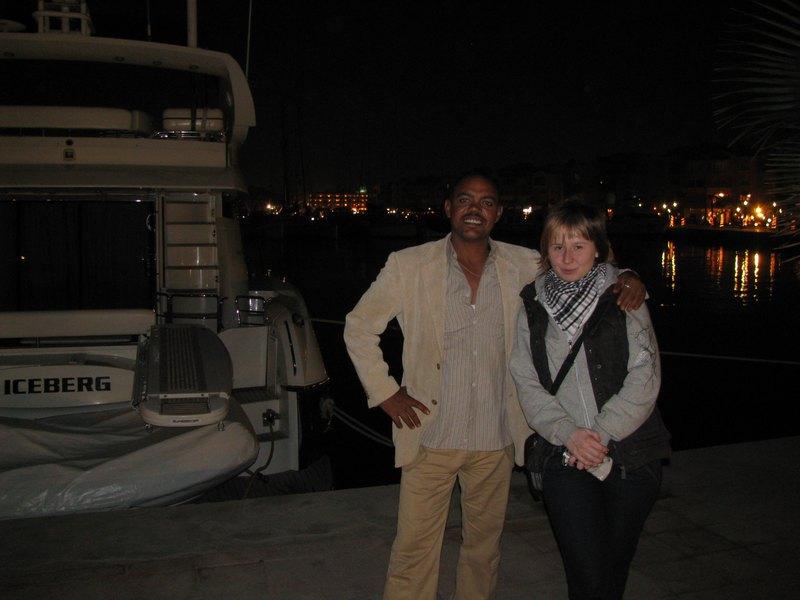 Хургада, суданец Малик