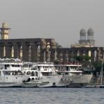 Луксор, берег живых, Карнакский храм и кораблики
