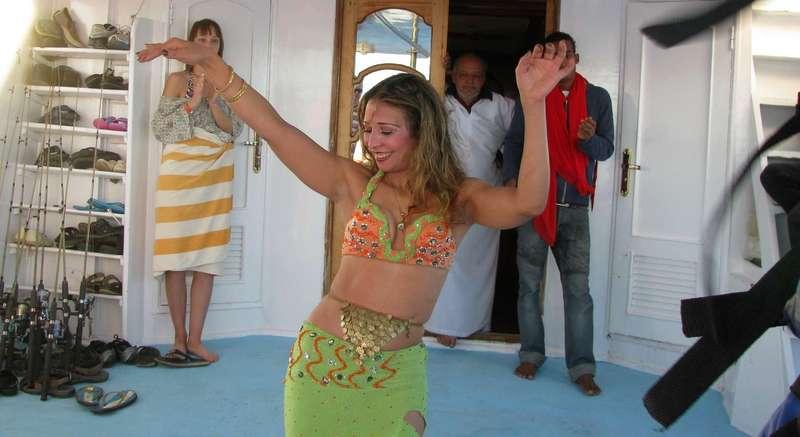 Хургада, морская прогулка, культурная программа