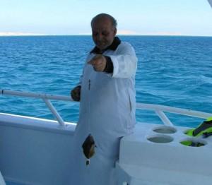 Морская рыбалка, Хургада