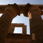 Египет, Луксор, Карнакский храм, колонный зал