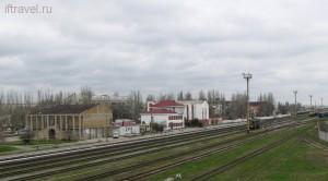 Феодосия, железная дорога
