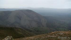 Чатыр-даг. Лысая гора.