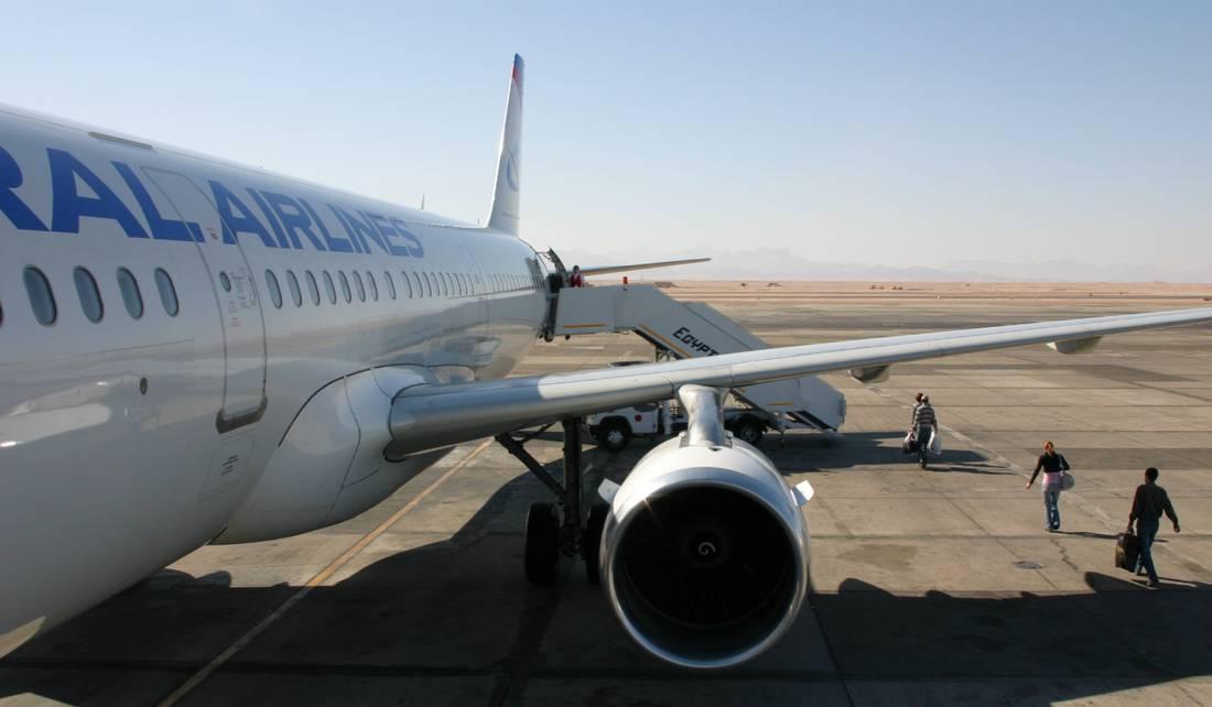 Хургада, аэропорт