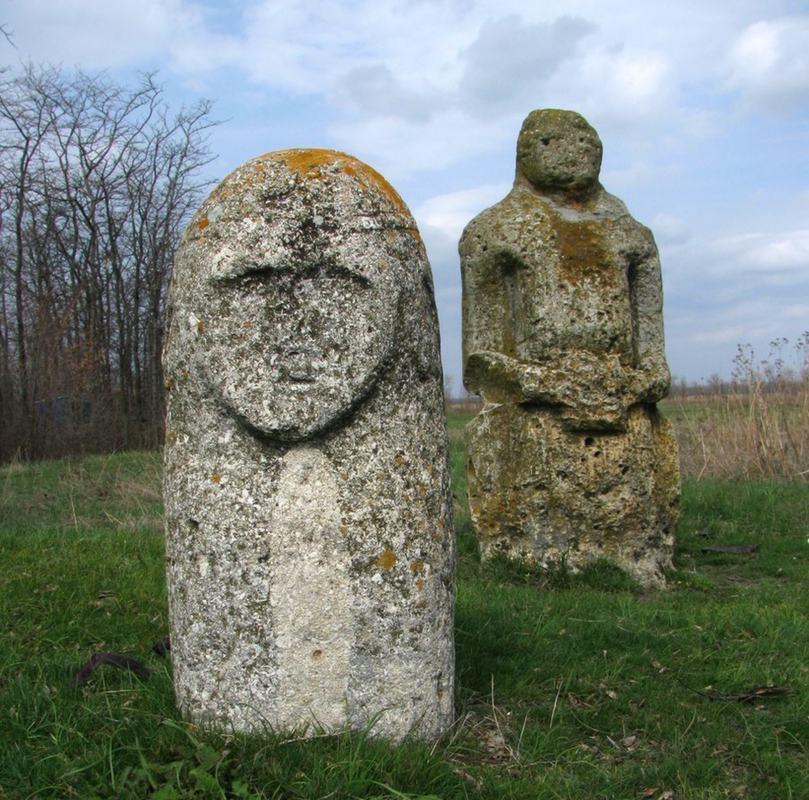Каменная могила. Мелитополь.