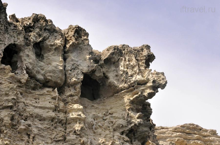 День 7: Атлеш, скала-лев