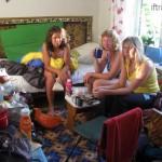 День 8: Евпатория, комната Артура Пирожкова