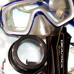 О боксах для подводной съемки