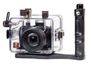 Canon sx100 в аквабоксе