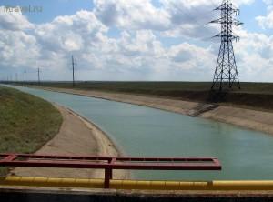 Оросительные каналы Крыма