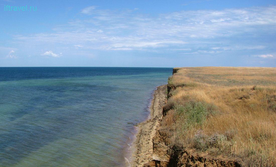 Виды западного берега Крыма