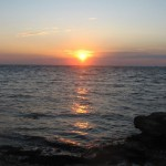Закат над морем (Атлеш)