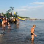 Евпатория, общественный пляж