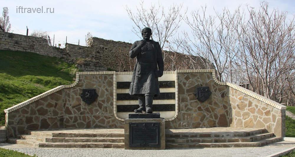Феодосия, памятник Афанасию Никитину