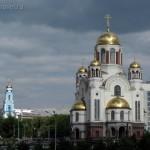 Храм Спаса на крови, Екатеринбург