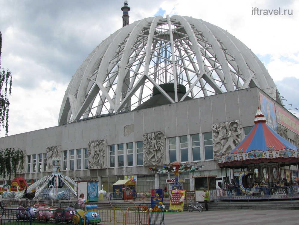 Цирк, Екатеринбург