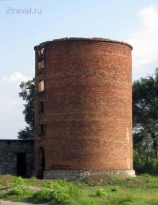 Башня в Каменке
