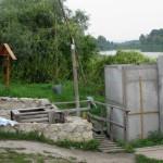Костомарово, св. источник, купель