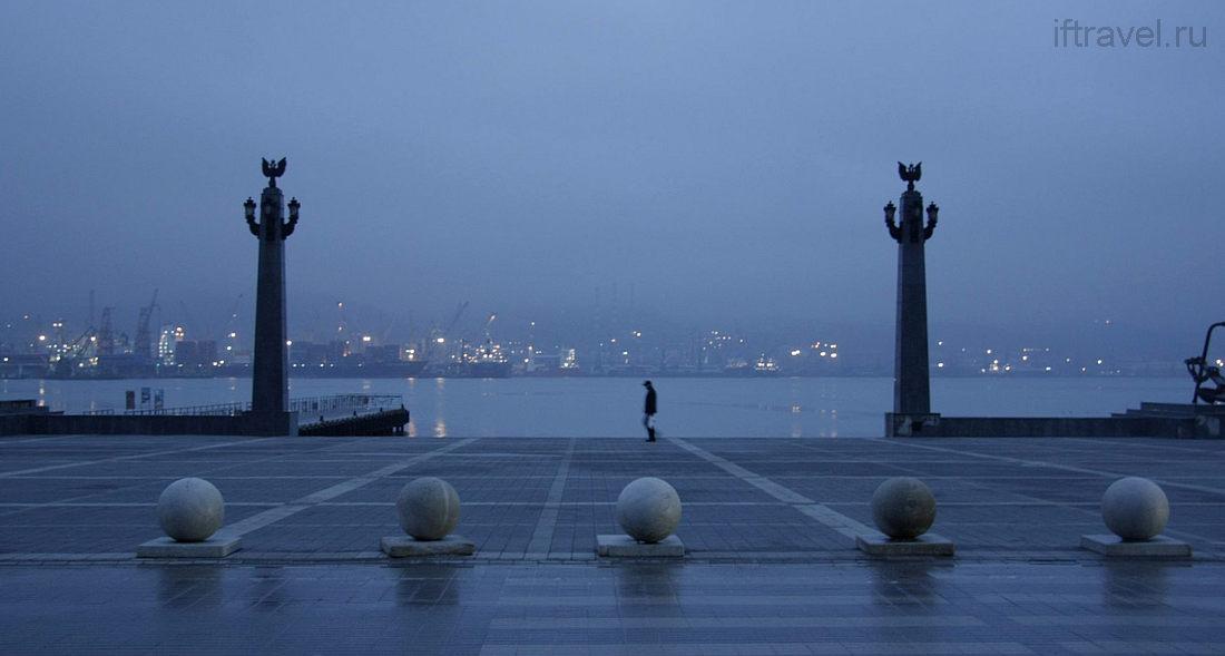 Новороссийская бухта