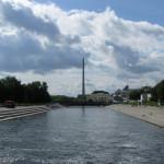 Река Исеть, Екатеринбург