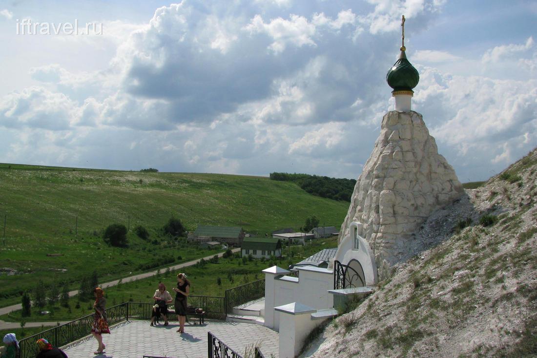 Храм Серафима Саровского, Костомарово
