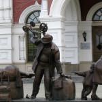 Екатеринбург, старый вокзал (музей)