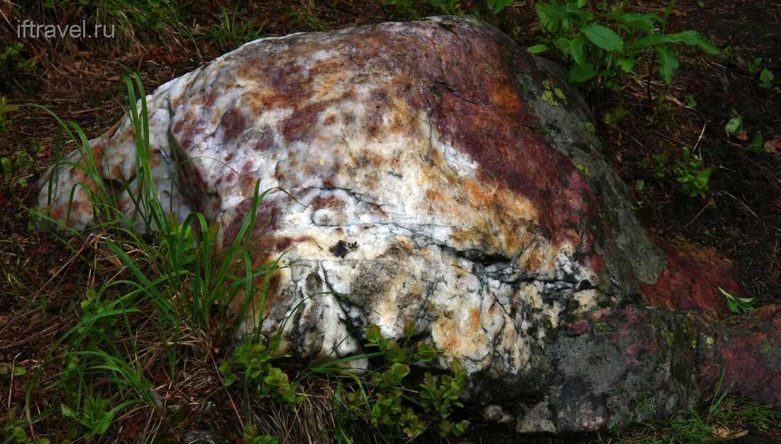 Камень на дороге, Таганай