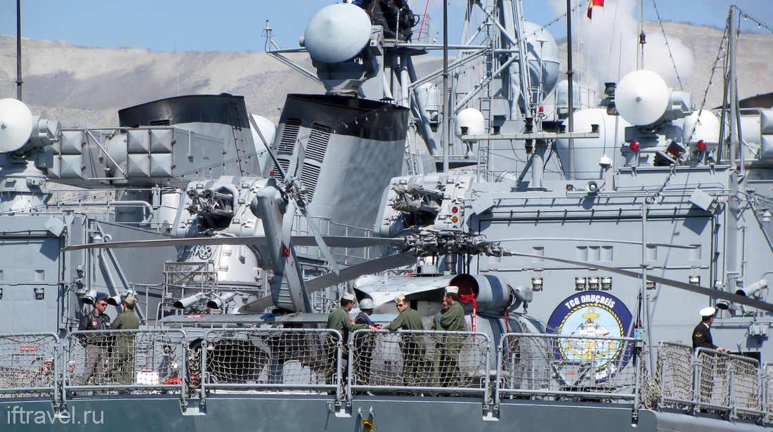 Турецкая военная мощь