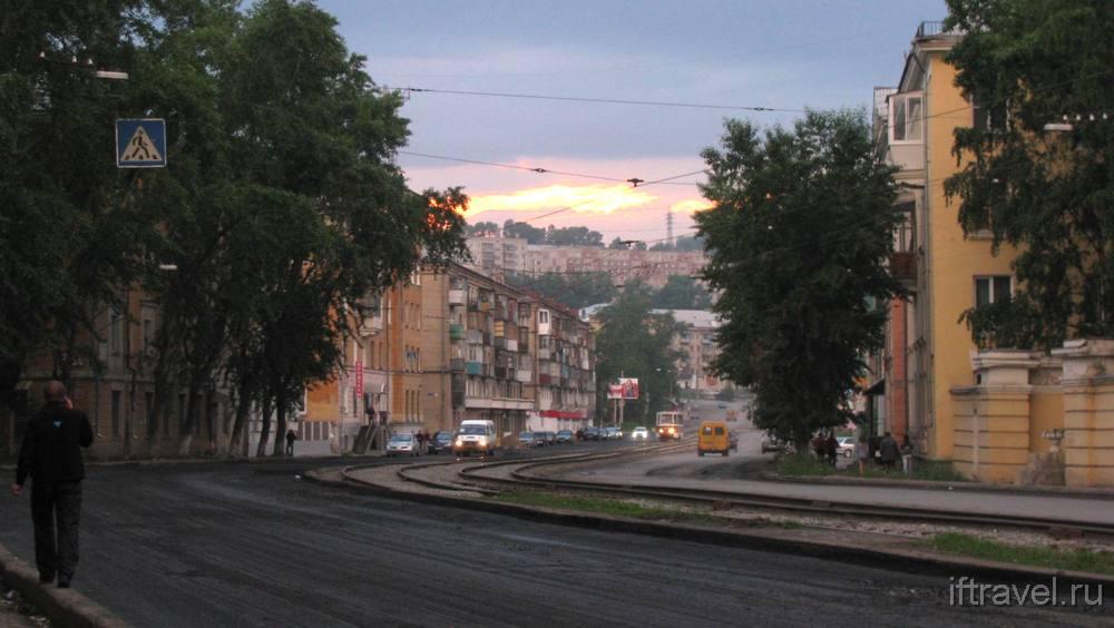 г. Златоуст, ул. Карла Маркса