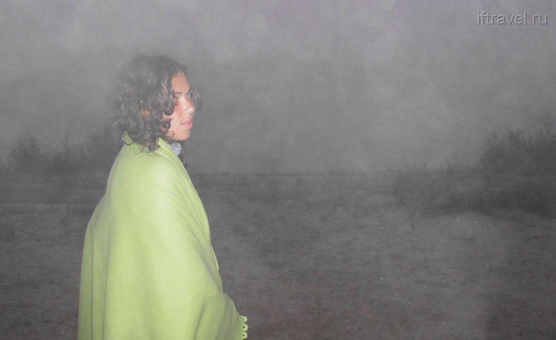 Загадочный ГАК в тумане
