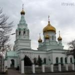 Ростов-на-Дону, церковь где-то на окраине