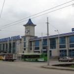 Пригородный вокзал