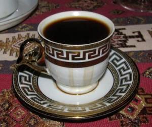 Дивный армянский кофе