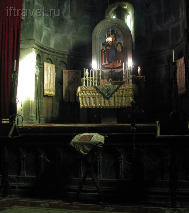 Церковь Катогике, Гегард