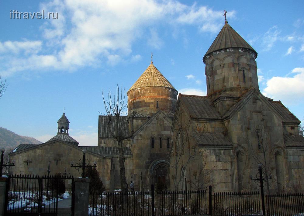 Монастырь Кечарис, церковь Святого Григория Просветителя
