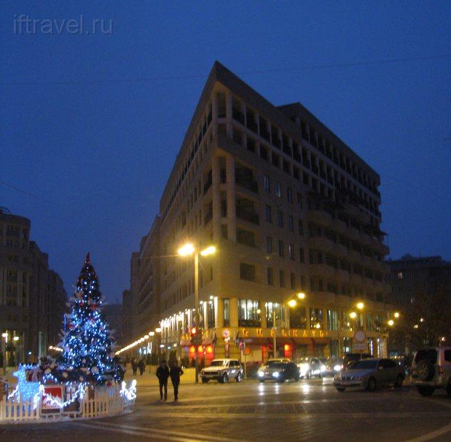 Ереван, вечер