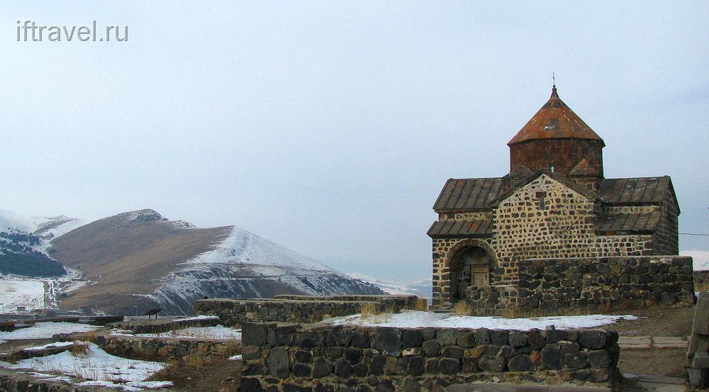 Церковь Сурб Аствацацин, Севанский полуостров
