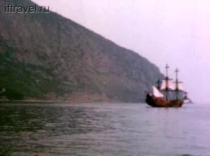 """Кадр из фильма """"Одиссея капитана Блада"""""""