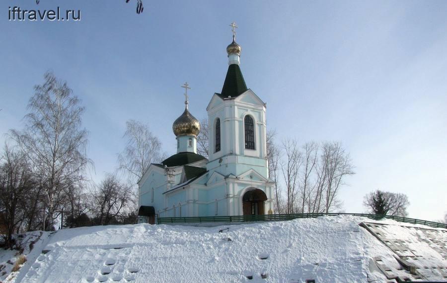 Тригуляйская церковь