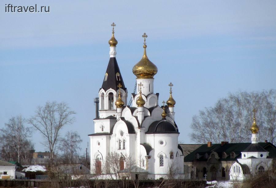 Церковь в селе Бокино