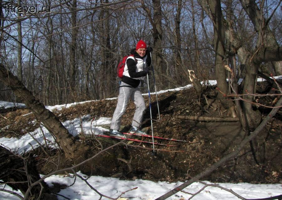 То ли лыжи не едут, то ли с Елизаровой что-то не так