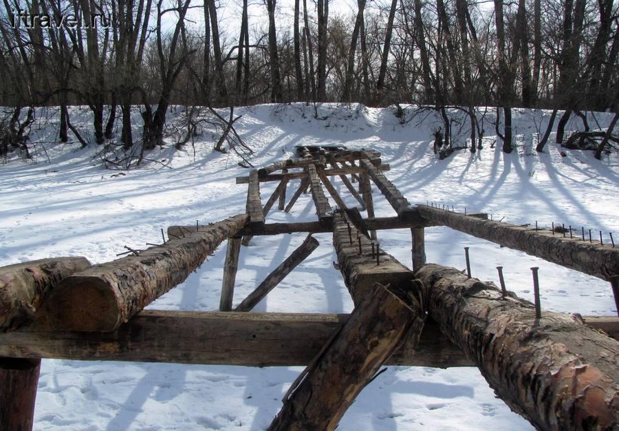 Чудесный мост в Котовске