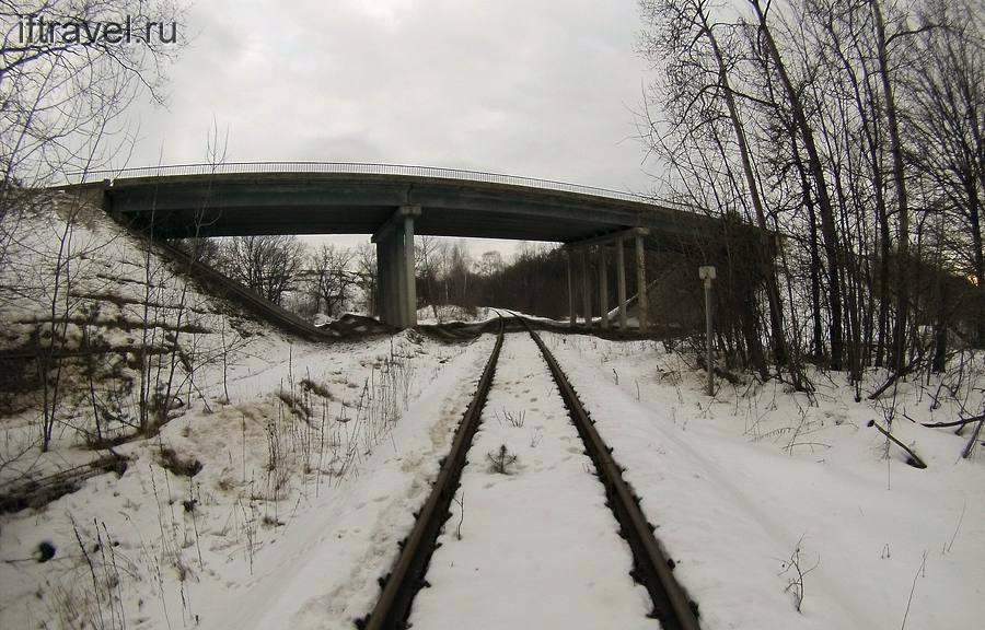 Котовская дорога