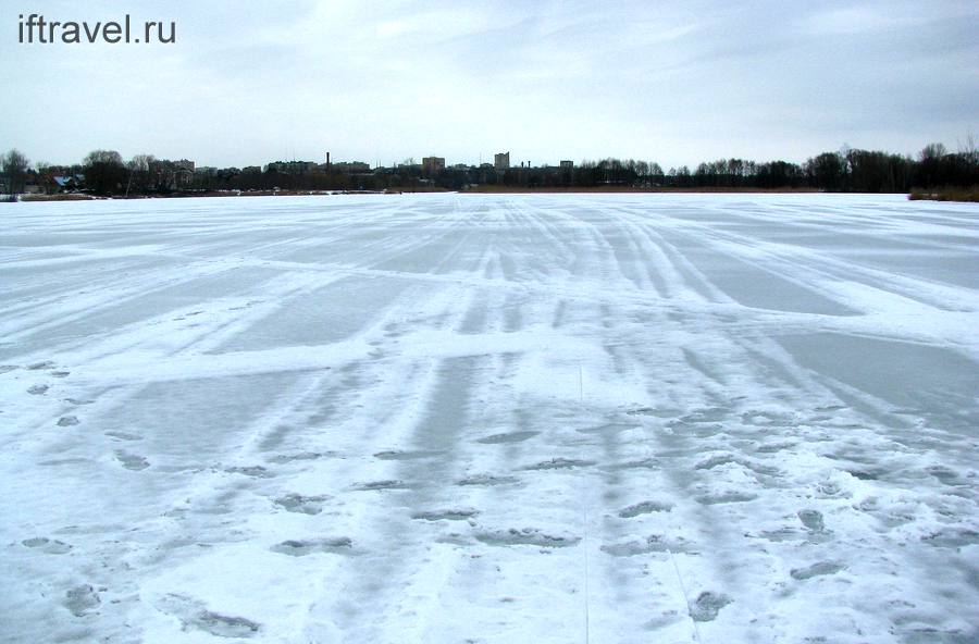Надежный лед