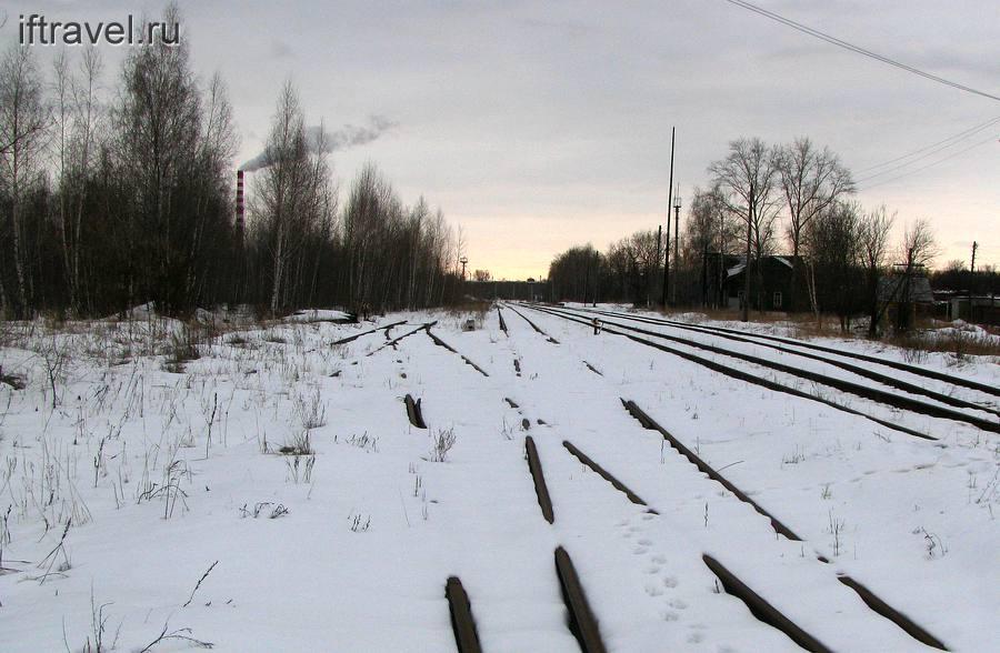 Станция Тамбов-2