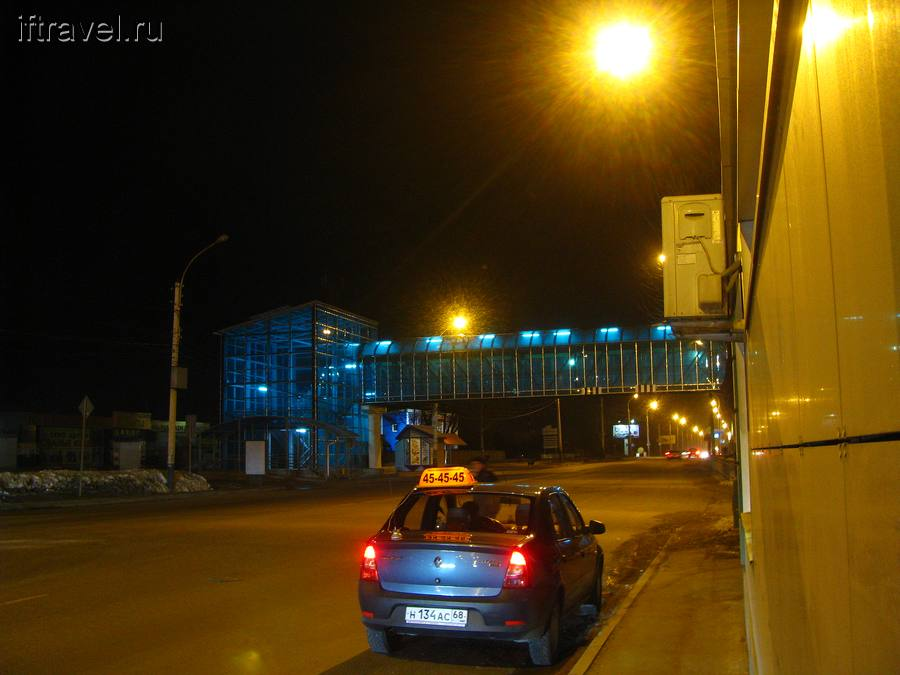 Остановка у Нового автовокзала