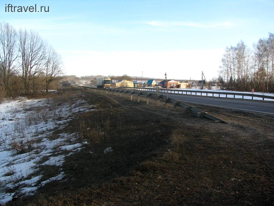 "Трасса Е-119 ""Каспий"""