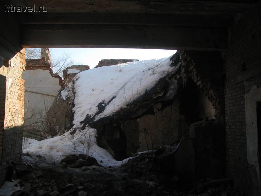 В цеху котовского завода ЖБИ