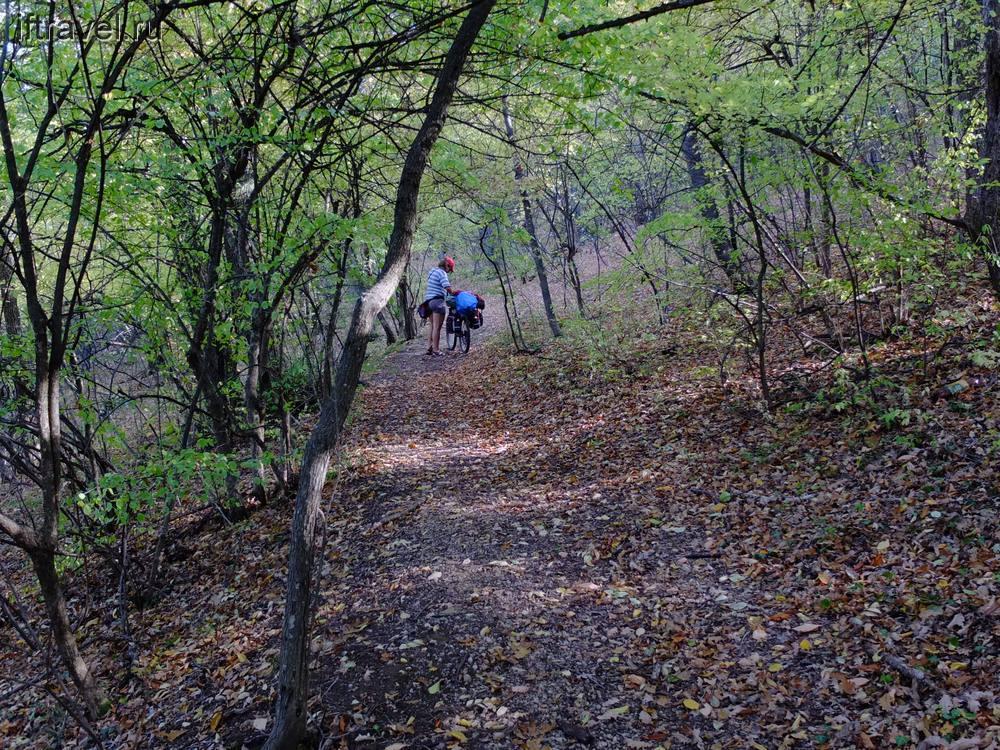 Путь к началу Ишачьей тропы